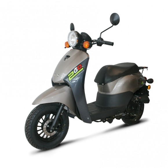 2GO_PSC Scooter