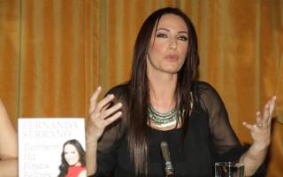 Lançamento do livro de Fernanda Serrano