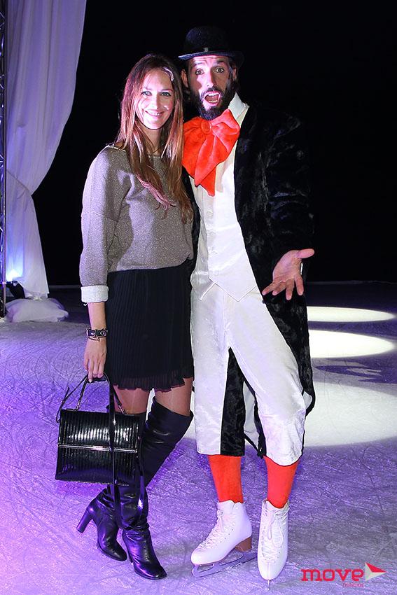 Débora Montenegro e Ricardo Guedes