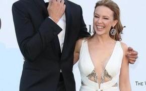 Andres Velencoso e Kylie Minogue