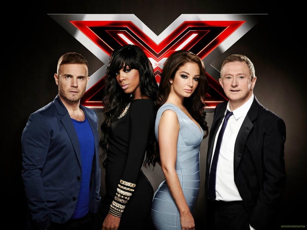 Gary Barlow, Kelly Rowland e Tulisa Contostavlos deram que falar no papel de jurados em Inglaterra