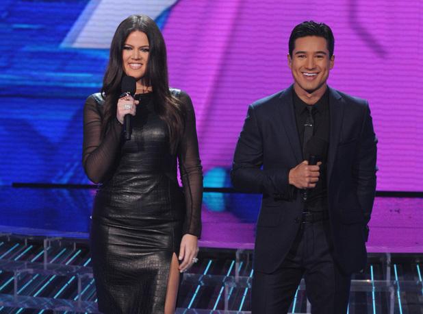 Khlóe Kardashian deixou de apresentar o programa com Mario Lopez nos EUA