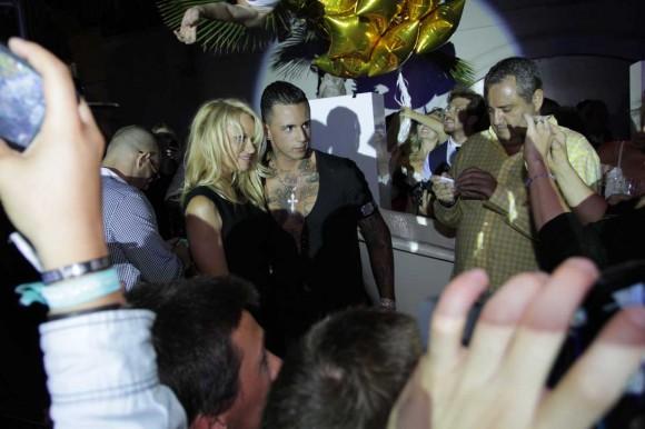 Lorenzo Carvalho convidou Pamela Anderson para o seu aniversário no ano passado
