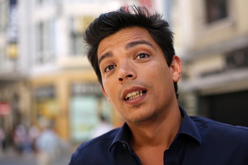 Vasco Palmeirim foi pai de um menino: Tomás.