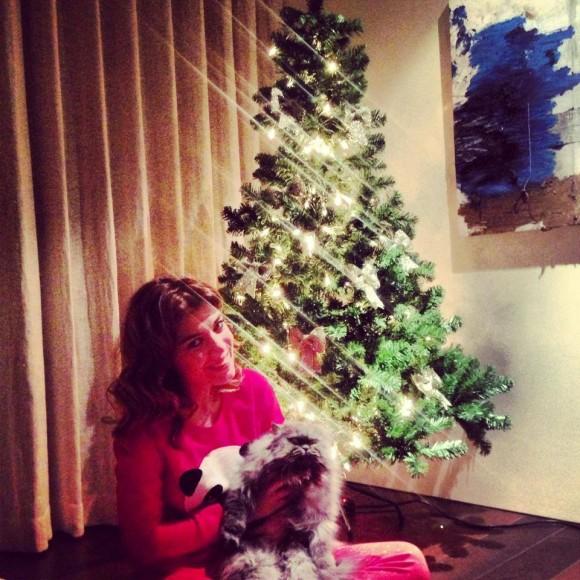 """Raquel Strada: """"Já é Natal!!!!"""""""
