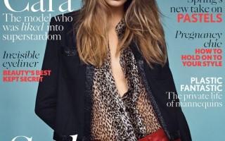 Cara D Vogue UK Jan 2014