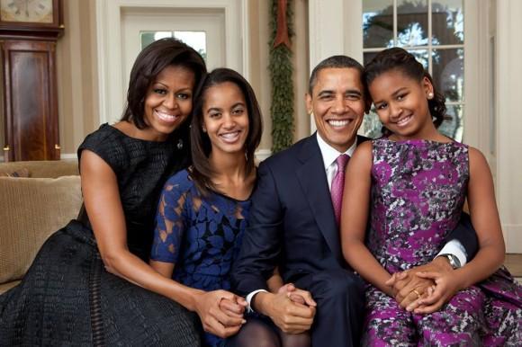 Obama_Michelle_filhas