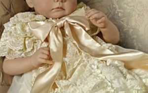 Principe George boneco