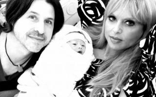 Rachel Zoe teve o segundo filho, Kai