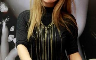Rita Mendes é uma das embaixadoras da marca mas foi também a DJ do evento