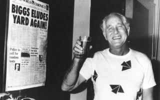"""Ronnie Biggs, o """"ladrão do século"""", tinha 84 anos."""