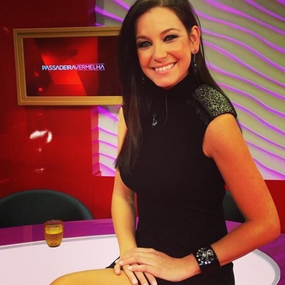 Vanessa Oliveira foi mãe de André