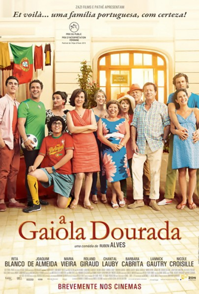 GaiolaDouradaPOSTER