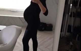 Gwen_gravidez