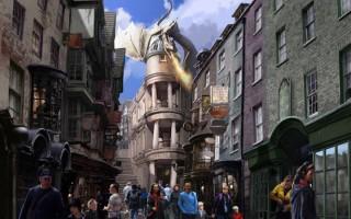 Harry Potter parque1