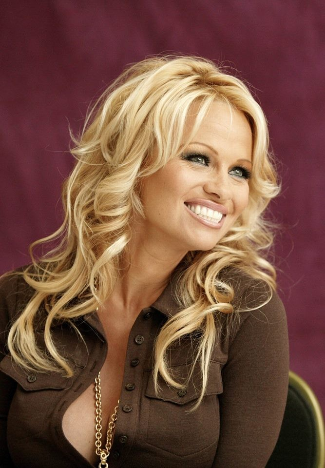pamela anderson casou com o ex marido movenot cias. Black Bedroom Furniture Sets. Home Design Ideas
