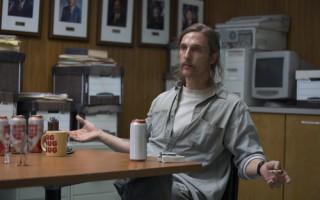 "Matthew McConaughey em ""True Detective"""