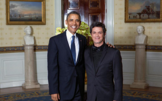 Alejandro Sanz Obama