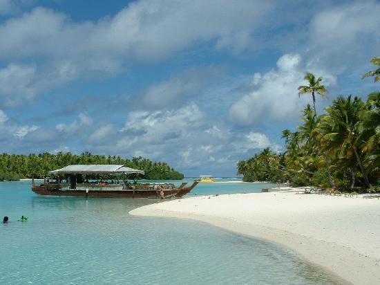 7º Aitutaki, Ilhas Cook