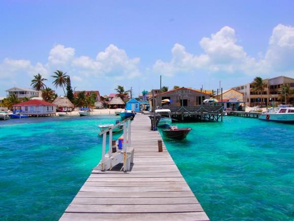 1º Ambergris Caye, Belize