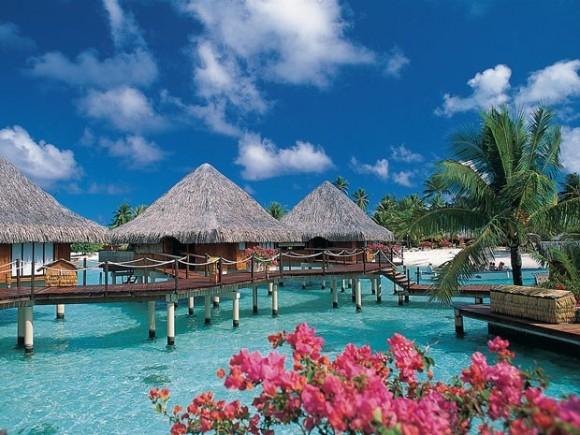 3º Bora Bora, Polinésia Francesa