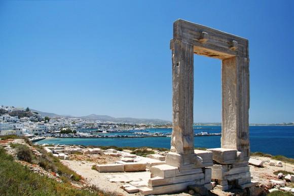 6º Naxos, Grécia
