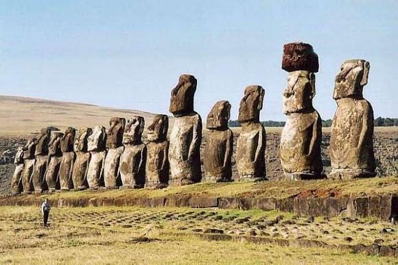 9º Ilha da Páscoa, Chile