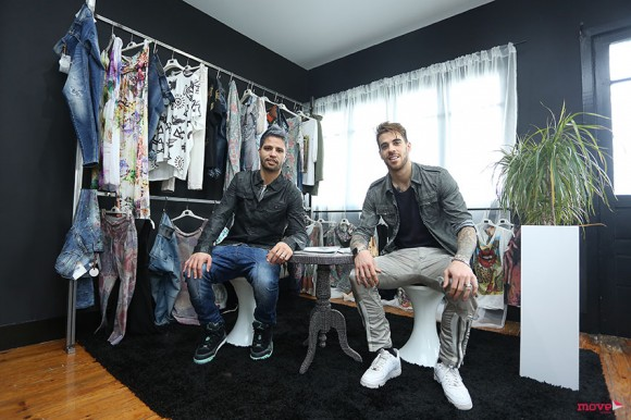 Tiago Losna e Pedro Moreira