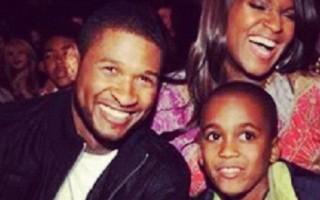 Usher filho