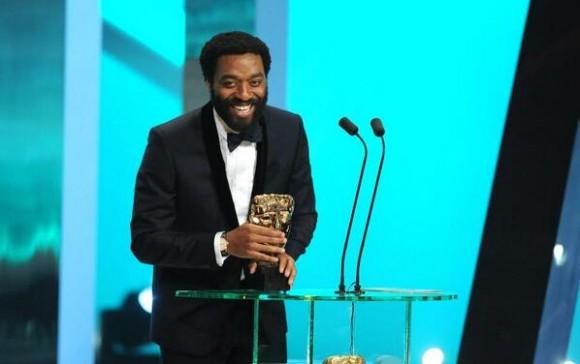 """Chiwetel Ejiofor, venceu o Bafta de Melhor Ator por """"12 anos escravo"""""""