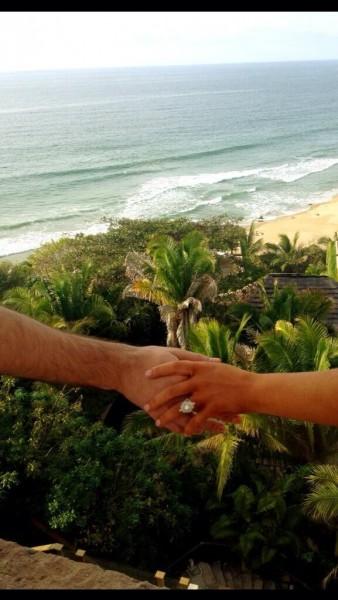 christina aguilera noivado