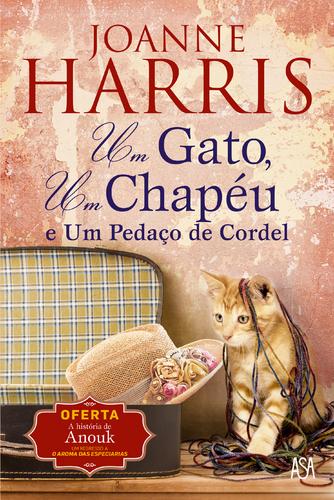 joanne harris livro