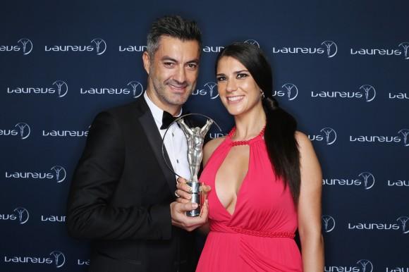 Winners Studio - 2014 Laureus World Sports Awards