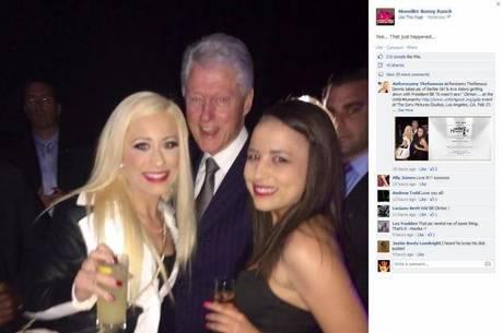 Bill Clinton prostitutas