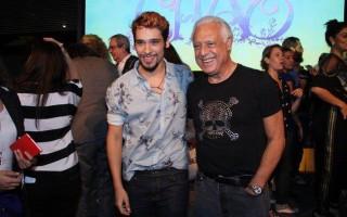Bruno e António Fagundes