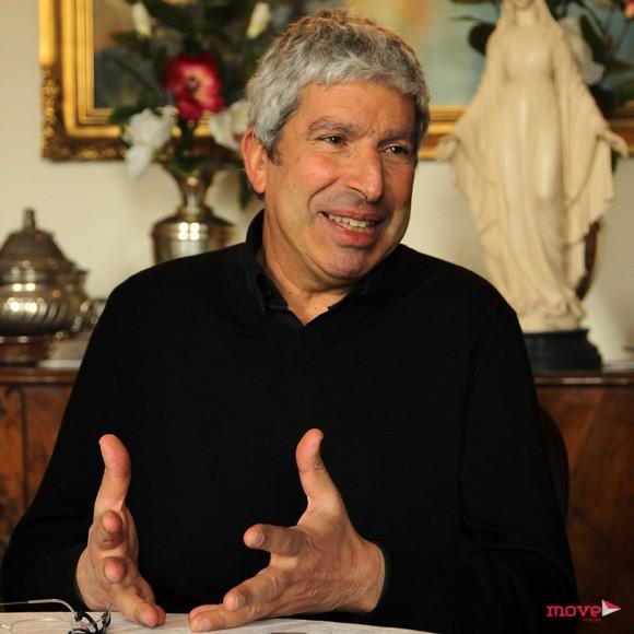 O realizador Henrique Oliveira