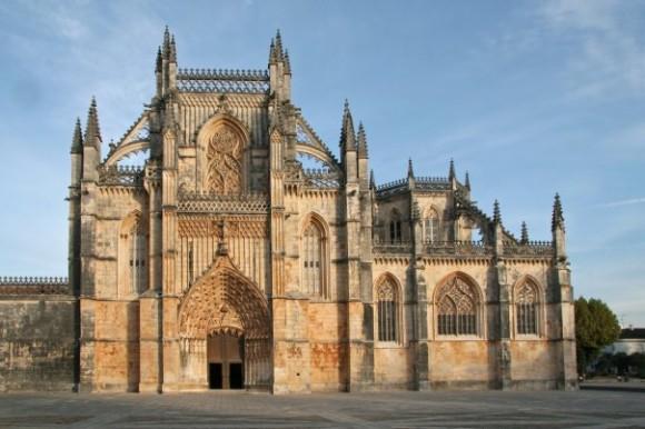 Mosteiro Batalha1