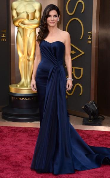 Sandra Bullock - Alexander McQueen