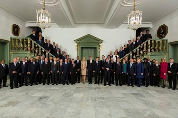 Reis Holanda chefes mundiais2