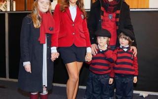 Sonia Araujo e família