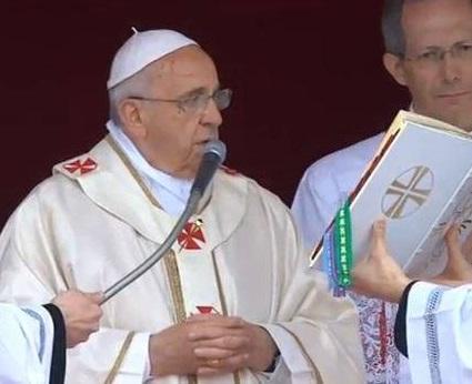 Canonizacao papa2