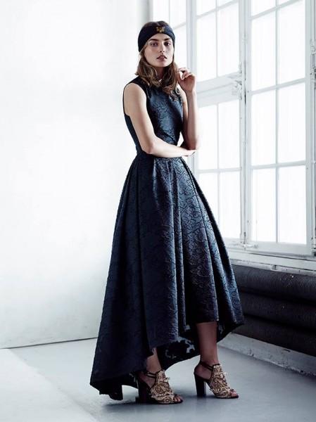 HM vestido