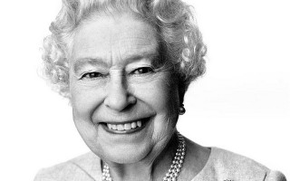 Isabel II retrato