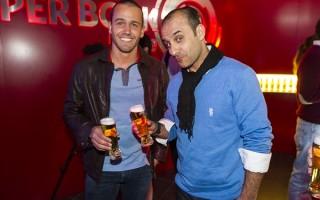 Pedro Teixeira e Rui Unas