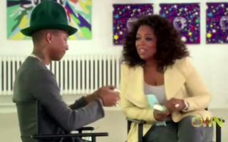Pharrell Oprah