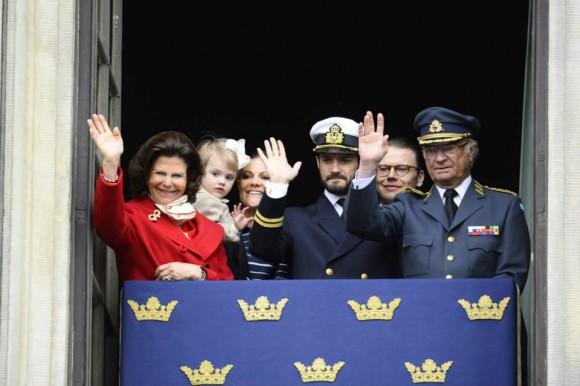 A monarquia sueca é a menos popular da Europa