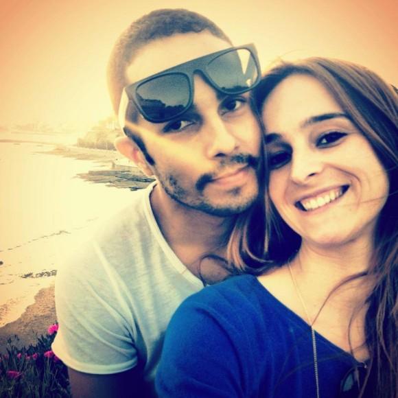 Sara Prata e Filipe Gonçalves