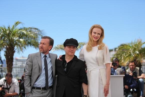 Tim Roth, Olivier Dahan e Nicole Kidman