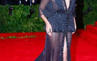 Beyoncé usou uma criação Givenchy