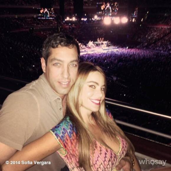 Sofia Vergara e Nick Loeb